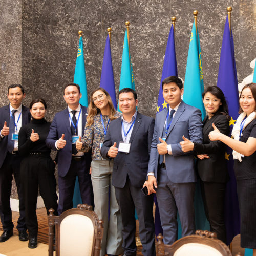 Kazakhstan Delegation Round Table 2018