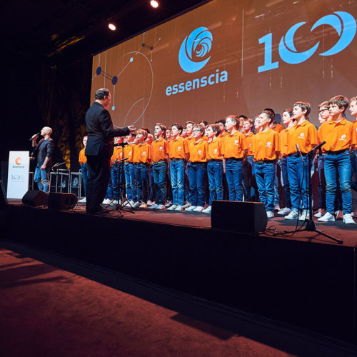 Essenscia 100 years February 2019