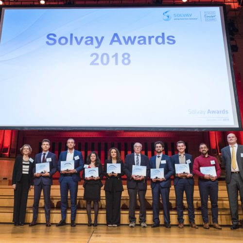 Solvay Awards 2019
