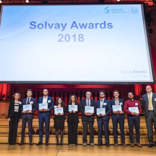 Solvay Awards 2019